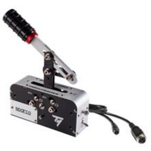 Thrustmaster Thustmaster - TSS HANDBRAKE Sparco Mod + - Devenez le nouveau matre des circuits sur console ! Compatible sur PS4/Xbox One* et PC. [Edizione: Francia]