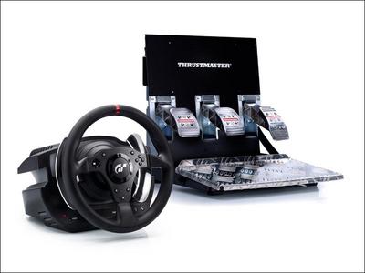 Videogioco Volante ufficiale GT5/GT6 T500RS PlayStation3 2
