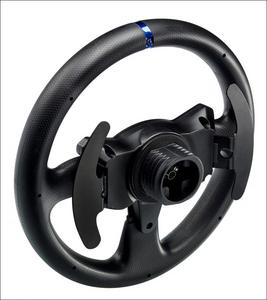 Informatica Thrustmaster T300RS Volante + Pedali PC,Playstation 3,PlayStation 4 Nero Thrustmaster 4