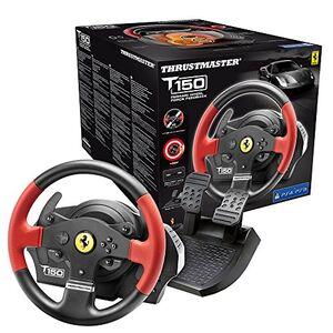 Videogioco Volante T150 RW Ferrari PlayStation4 0