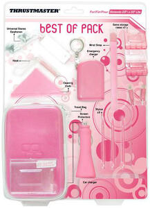 THR - Best of Pack 14 in 1 Pink DS/3DS