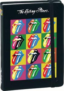 Cartoleria Taccuino 15 a righe Rolling Stones Quo Vadis 0