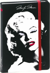 Cartoleria Taccuino 24 a Righe Marilyn Quo Vadis 0