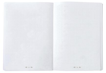 Taccuino Quo Vadis Life Journal puntinato. Rosa corallo - 2
