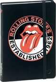 Cartoleria Taccuino 15 a Righe Rolling Stones Quo Vadis