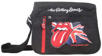 Idee regalo Borsa besace Rolling Stones Quo Vadis
