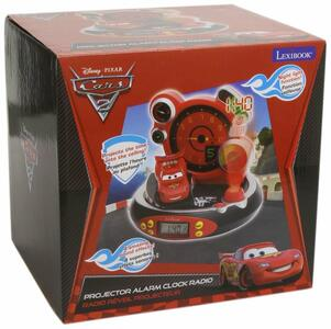 Radiosveglia Cars con Proiezioni - 5