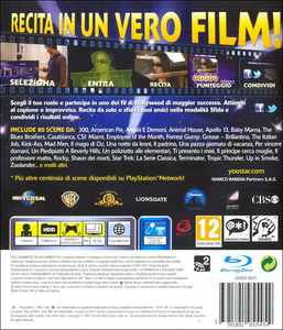 Videogioco Yoostar 2: In The Movies PlayStation3 10