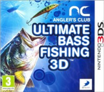 Videogioco Angler's Club: Ultimate Bass Fishing 3D Nintendo 3DS 0