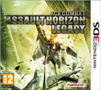 Videogioco Ace Combat 3D: Assault Horizon Legacy Nintendo 3DS 0