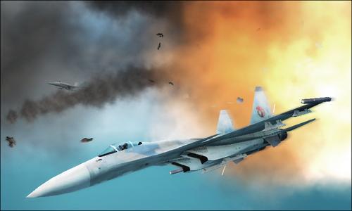 Videogioco Ace Combat 3D: Assault Horizon Legacy Nintendo 3DS 3