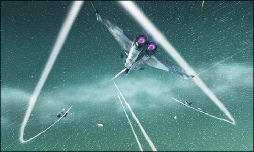 Videogioco Ace Combat 3D: Assault Horizon Legacy Nintendo 3DS 6