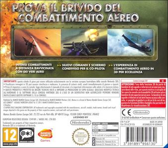 Videogioco Ace Combat 3D: Assault Horizon Legacy Nintendo 3DS 7