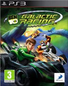 Ben 10 Galactic Racing - 2