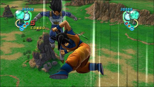 DragonBall Z Ultimate Tenkaichi - 6