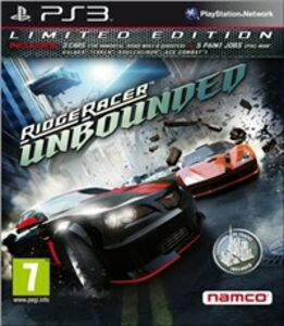 Videogioco Ridge Racer Unbounded Limited Edition PlayStation3 0
