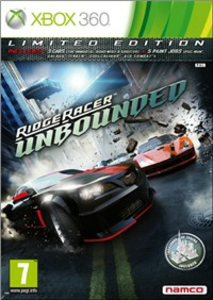 Videogioco Ridge Racer Unbounded Limited Edition Xbox 360 0