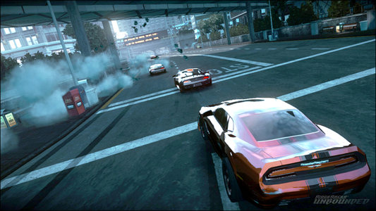 Videogioco Ridge Racer Unbounded Limited Edition Xbox 360 6