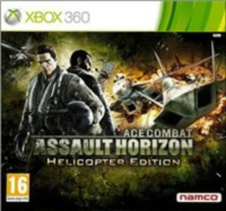 Ace Combat Assault Horizon Helicopter Edition
