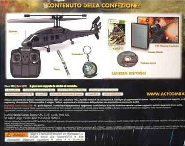 Ace Combat Assault Horizon Helicopter Edition - 2