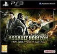 Ace Combat Assault Horizon Helicopter Ed