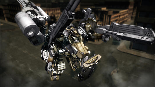 Armored Core V - 6