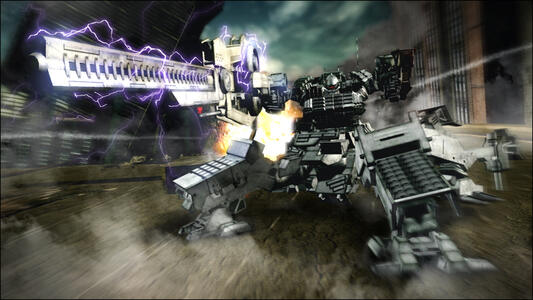 Armored Core V - 10