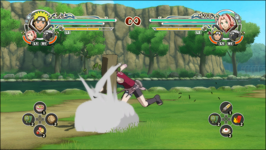 Videogioco Naruto Shippuden: Ultimate Ninja Storm Generations PlayStation3 3