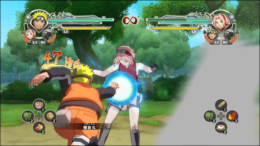 Videogioco Naruto Shippuden: Ultimate Ninja Storm Generations PlayStation3 6