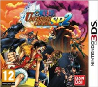 One Piece Unlimited Cruise Special 2
