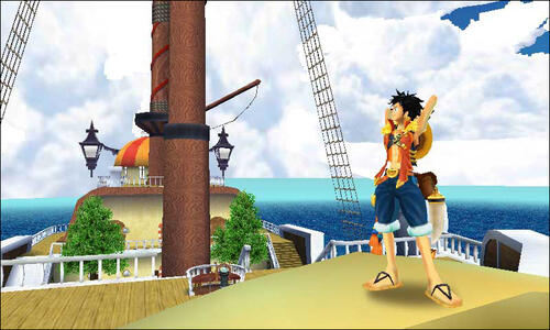 One Piece Unlimited Cruise Special 2 - 6