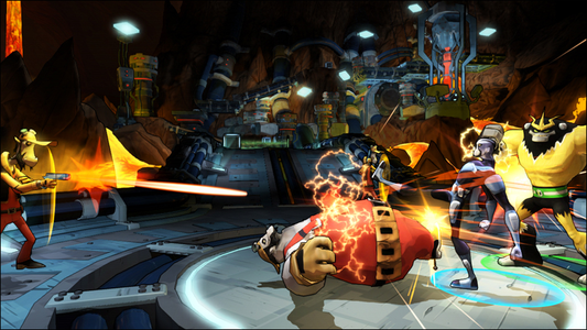 Videogioco Ben 10: Omniverse PlayStation3 1