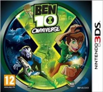 Videogioco Ben 10: Omniverse Nintendo 3DS 0