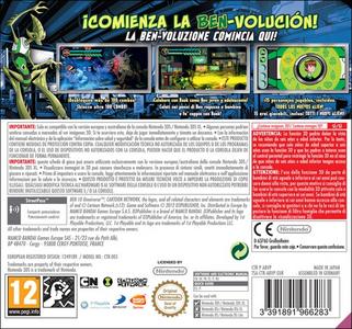 Videogioco Ben 10: Omniverse Nintendo 3DS 1