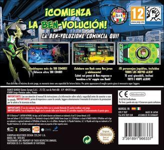 Ben 10. Omniverse - DS - 2