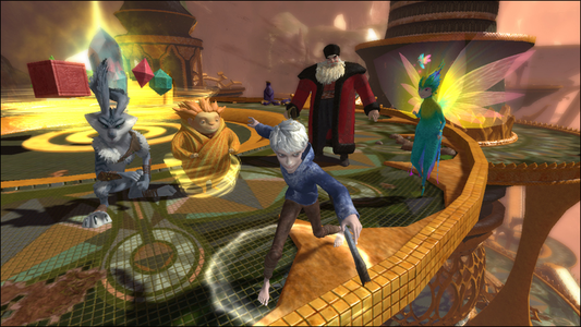 Videogioco Rise of the Guardians: The Video Game PlayStation3 3
