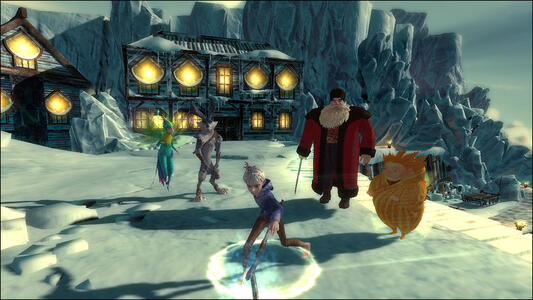 Rise of the Guardians: The Video Game - 7