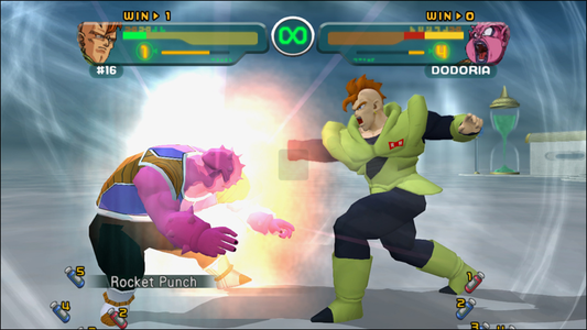 Videogioco Dragon Ball Z Budokai HD collection PlayStation3 10