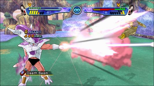 Videogioco Dragon Ball Z Budokai HD collection PlayStation3 8