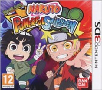 Naruto Powerful Shippuden - 2