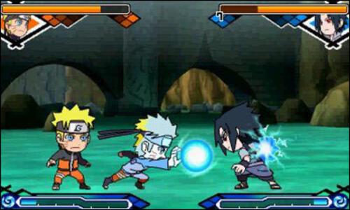 Naruto Powerful Shippuden - 3