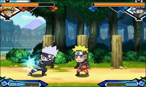 Naruto Powerful Shippuden - 5