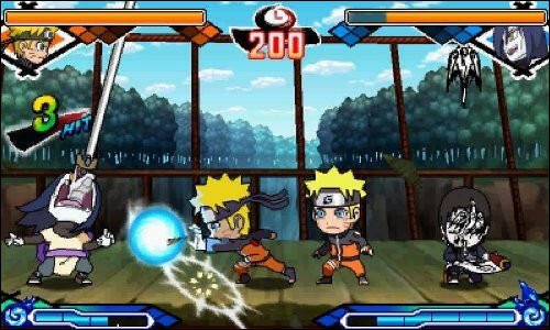 Naruto Powerful Shippuden - 6