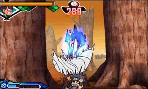 Naruto Powerful Shippuden - 7