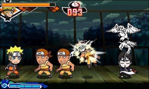 Naruto Powerful Shippuden - 8