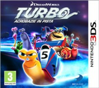Videogioco Turbo: Acrobazie in pista Nintendo 3DS 0