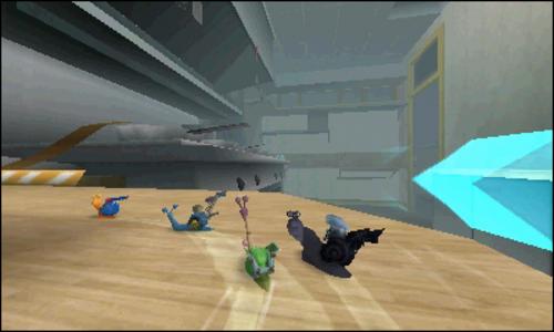 Videogioco Turbo: Acrobazie in pista Nintendo 3DS 3