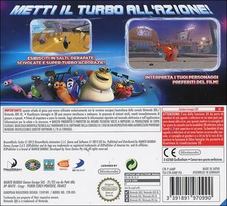 Videogioco Turbo: Acrobazie in pista Nintendo 3DS 7