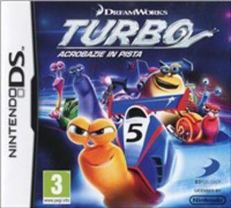 Videogioco Turbo: Acrobazie in pista Nintendo DS 0