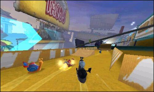 Videogioco Turbo: Acrobazie in pista Nintendo DS 3